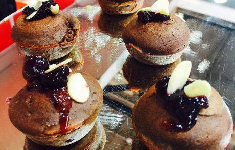 Cupcakes de Whey Protein