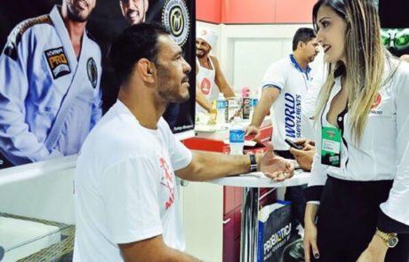 Com Rogério Minotouro