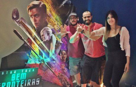 Pré-estreia Star Trek